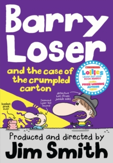 Barry Loser and the Case of the Crumpled Carton, Paperback