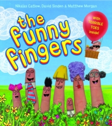 The Funny Fingers, Paperback Book