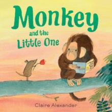 Monkey and the Little One, Paperback Book