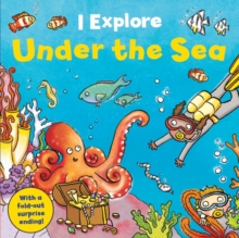 I Explore! Under the Sea, Board book