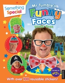 Something Special: Mr Tumble's Funny Faces Sticker Book, Paperback Book