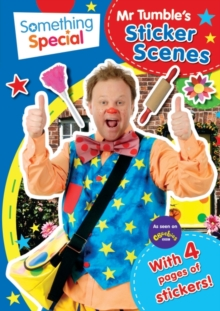 Something Special Mr Tumble's Sticker Scene, Paperback