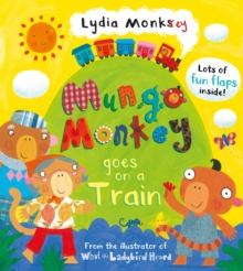 Mungo Monkey Goes on a Train, Novelty book