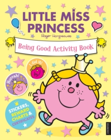 Little Miss Princess Being Good Activity Book, Paperback