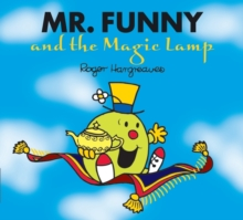 Mr Funny and the Magic Lamp, Paperback
