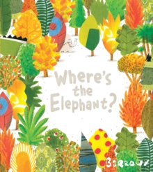 Where's the Elephant?, Paperback