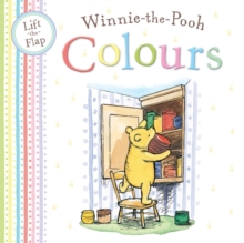 Winnie the Pooh Colours : Lift the Flap Book, Novelty book Book