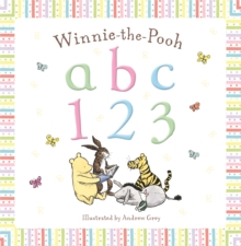 Winnie-the-Pooh My First ABC/123 Learning Box, Novelty book