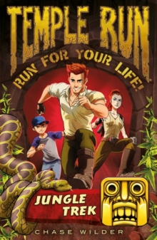 Temple Run: Jungle Trek, Paperback