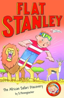 Jeff Brown's Flat Stanley: The African Safari Discovery, Paperback