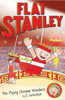 Jeff Brown's Flat Stanley: The Flying Chinese Wonders, Paperback