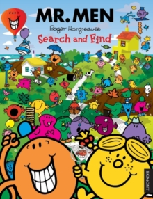 Mr Men Search and Find Activity Book, Paperback