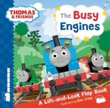 Thomas & Friends: The Busy Engines Lift-the-Flap Book, Novelty book