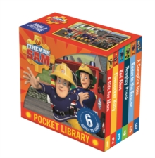 Fireman Sam Pocket Library, Board book