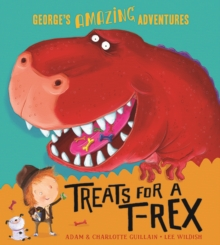 Treats for a T. Rex, Paperback