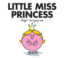 Little Miss Princess, Paperback Book