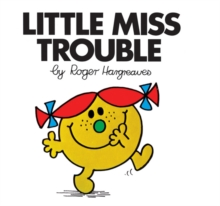 Little Miss Trouble, Paperback