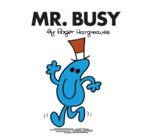 Mr. Busy, Paperback