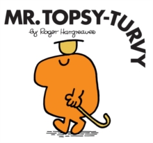 Mr. Topsy-Turvy, Paperback Book