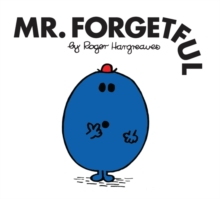 Mr. Forgetful, Paperback Book