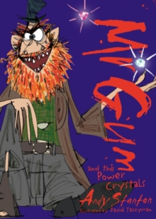 Mr. Gum and the Power Crystals, Paperback