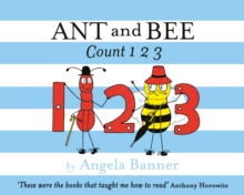 Ant and Bee Count 123, Hardback