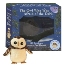 The Owl Who Was Afraid of the Dark Book & Plush Set, Novelty book