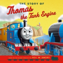 The Story of Thomas the Tank Engine, Paperback Book