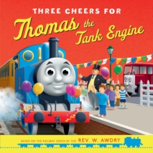 Three Cheers for Thomas, Paperback
