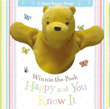 Winnie the Pooh: Happy and You Know it Hand Puppet Book, Novelty book
