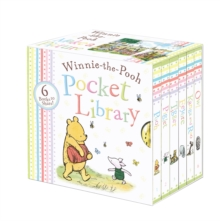 Winnie-The-Pooh Pocket Library, Board book