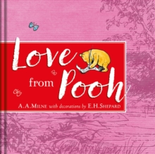 Winnie-the-Pooh: Love from Pooh : Mirror Book, Hardback