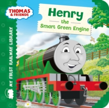 Thomas & Friends: Henry the Smart Green Engine, Board book