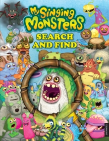 My Singing Monsters Search and Find, Paperback