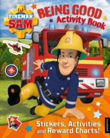 Fireman Sam: Being Good Activity Book, Paperback Book