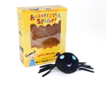 Aaaarrgghh, Spider! Book & Plush Set : Aaaarrgghh, Spider! Plush Set, Novelty book