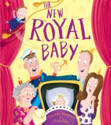 The New Royal Baby, Paperback