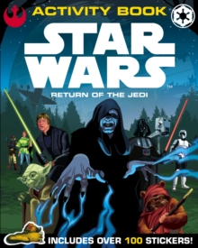 Star Wars: Return of the Jedi: Activity Book, Paperback Book
