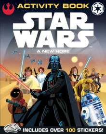 Star Wars a New Hope Activity Book : With Sticker Scene, Paperback