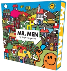 Mr Men Deluxe Treasury : The Complete Collection, Hardback