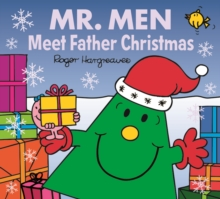 Mr. Men Meet Father Christmas, Paperback