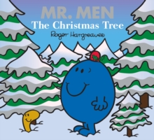 Mr. Men: The Christmas Tree, Paperback Book