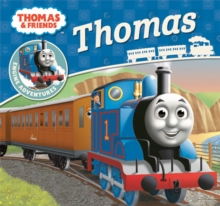 Thomas & Friends: Thomas, Paperback