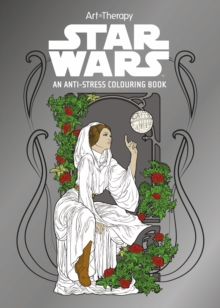 Star Wars Art Therapy Colouring Book, Paperback Book