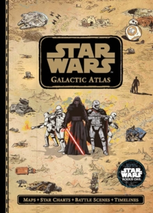 Star Wars Galactic Atlas, Hardback