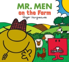 Mr. Men on the Farm, Paperback Book