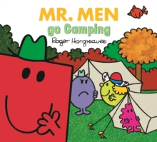 Mr. Men Go Camping, Paperback