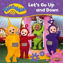 Teletubbies Let's Go Up and Down, Board book