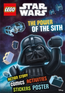 LEGO Star Wars: The Power of the Sith (Sticker Poster Book) : Activity Book with Stickers, Paperback
