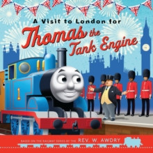 A Visit to London for Thomas the Tank Engine, Paperback